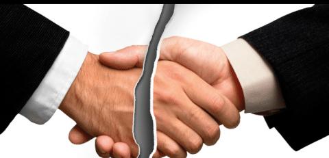 Resolución de contratos por COVID19