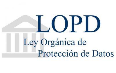 LOPD y LSSI. Hacer que tu blog sea legal en España